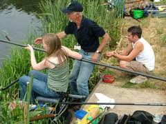 Getting more people fishing more often is a key aim of our angling development strategy