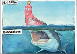 Another great idea from Cameron's Crew...sell less rod licences to fewer people for more money and feed the sharks too !
