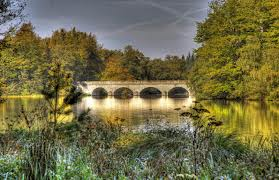 Virginia Water lake in Windsor Great Park was a regular June 16th haunt for the young Salter back in the day.