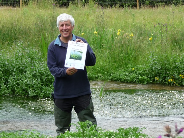 The Charter for Chalk Streams - will our politicians ever have the courage to implement its measures ?