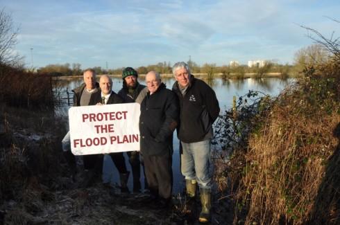 Kennet Floods Jan14