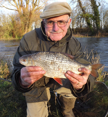 Rod Sturdy - Angling Trust volunteer and activist - shares his thoughts on how our rivers and watercourses could be better managed in a changing climate