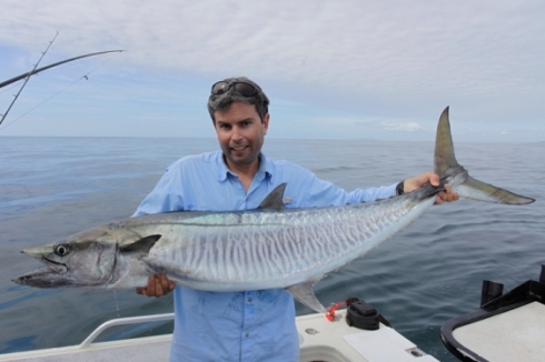 And the Spanish Mackerel also goes by the name of Kingfish in Africa
