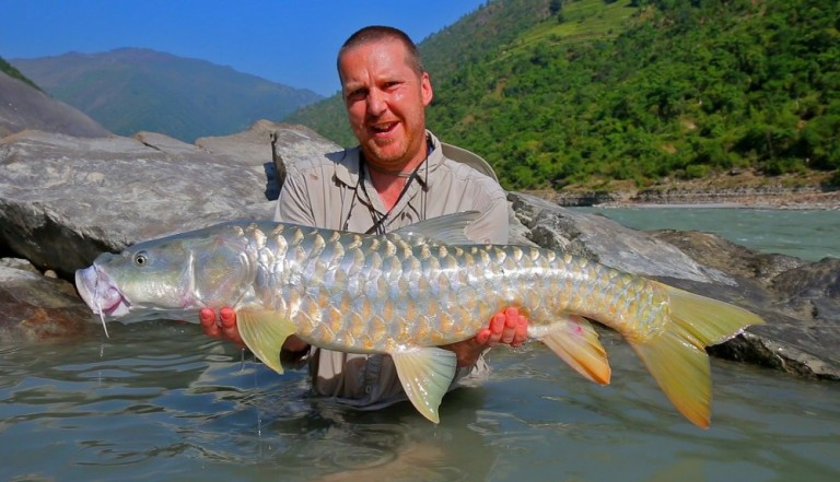 What river angler has never, at least dreamed, of tangling with one of these beauties?