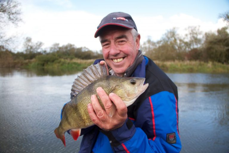 Angling journalist Keith Arthur is a massive fan of Old Father Thames.