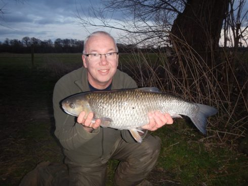 The Thames is home to some monster chub but at long last the small ones are coming through again which is great news for the future.